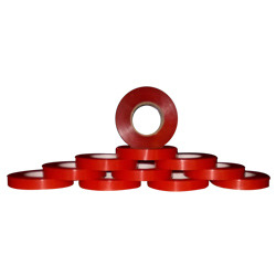 RED Polyster Tape Double Sided